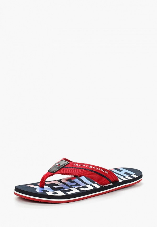Сланцы Tommy Hilfiger Tommy Hilfiger TO263AMAGBL3 сланцы tommy hilfiger tommy hilfiger to263awagtj0