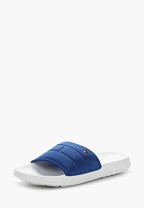 Сланцы Tommy Hilfiger Tommy Hilfiger TO263AMAGBL8 сланцы tommy hilfiger tommy hilfiger to263awagtj0