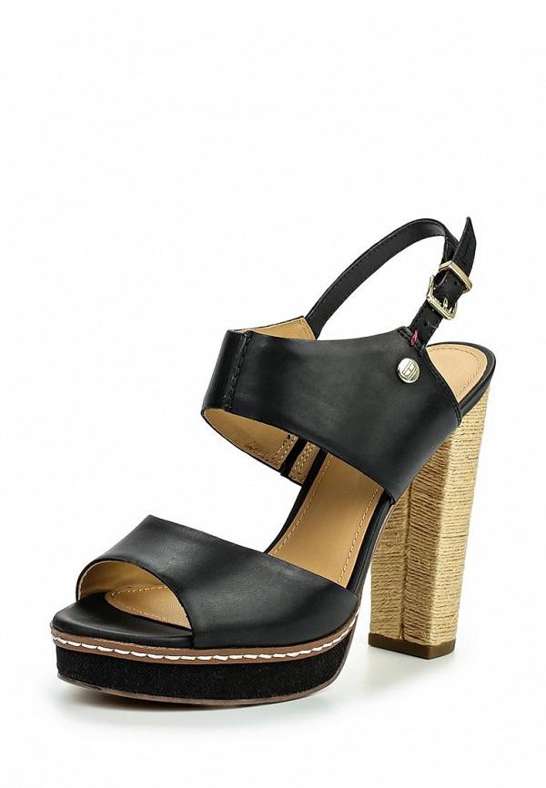 Босоножки на каблуке Tommy Hilfiger (Томми Хилфигер) FW56818529