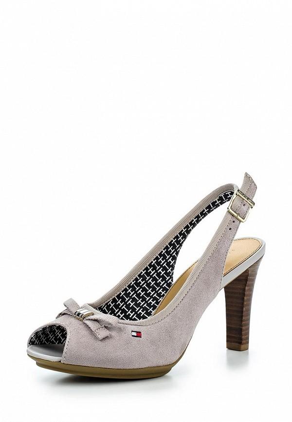 Босоножки на каблуке Tommy Hilfiger (Томми Хилфигер) FW56818903