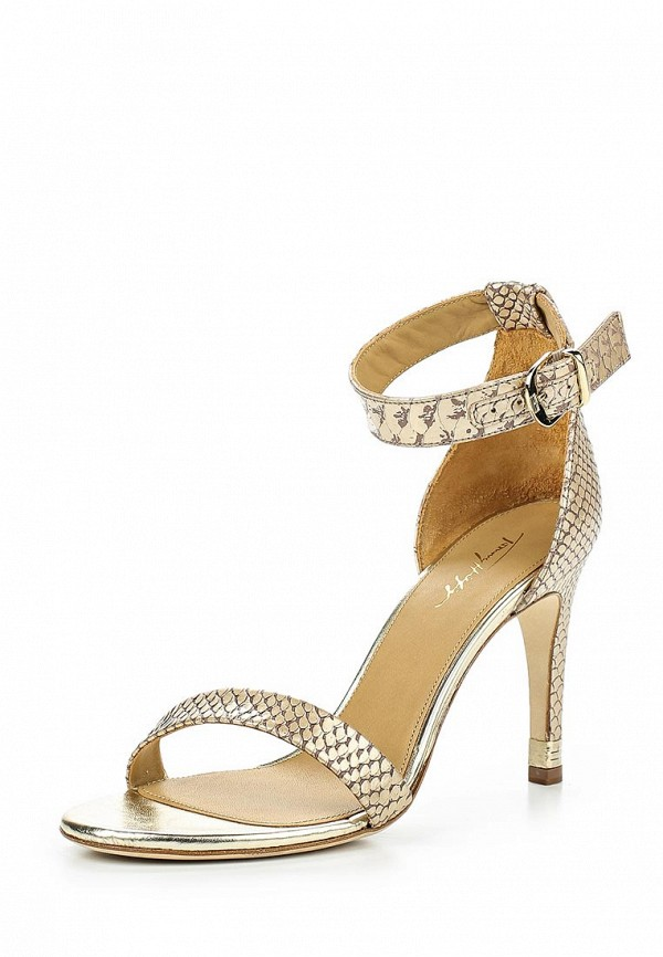 Босоножки на каблуке Tommy Hilfiger (Томми Хилфигер) FW56818850