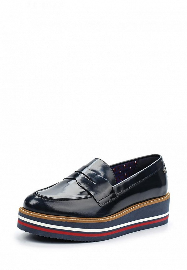 Лоферы Tommy Hilfiger Tommy Hilfiger TO263AWTPO00