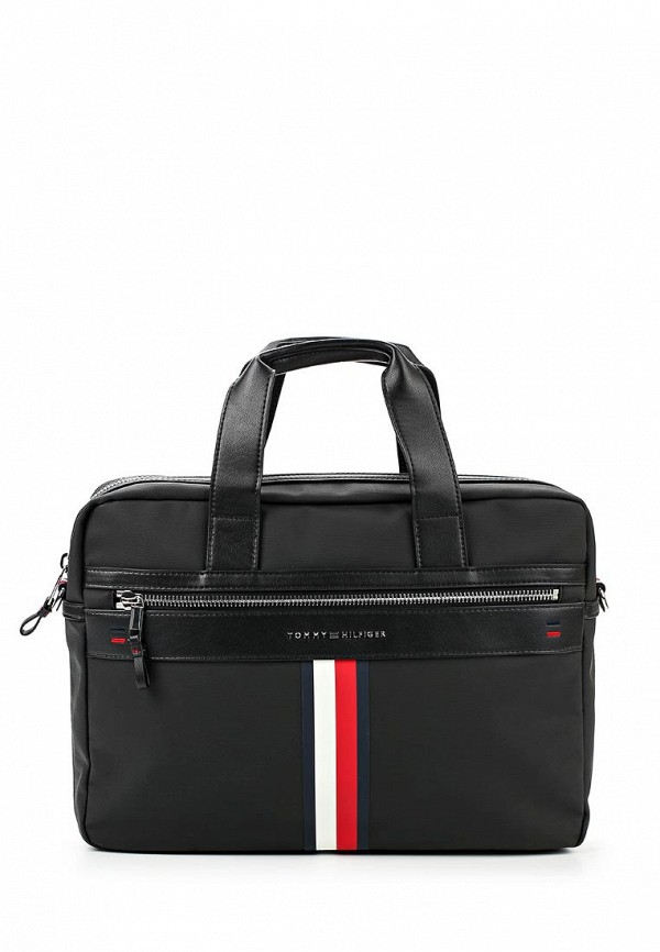 Сумка Tommy Hilfiger Tommy Hilfiger TO263BMAIGB5 сумка tommy hilfiger am0am00806 002 black