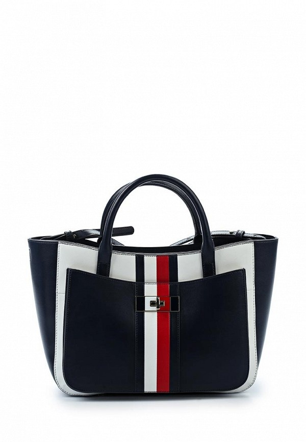 Сумка Tommy Hilfiger Tommy Hilfiger TO263BWAIGJ0 сумка tommy hilfiger am0am00806 002 black