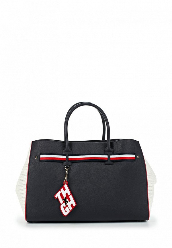 Сумка Tommy Hilfiger Tommy Hilfiger TO263BWAIGJ4 сумка tommy hilfiger am0am00806 002 black