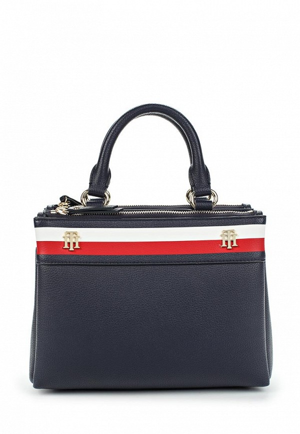 Сумка Tommy Hilfiger Tommy Hilfiger TO263BWAIGJ8 сумка tommy hilfiger am0am00806 002 black