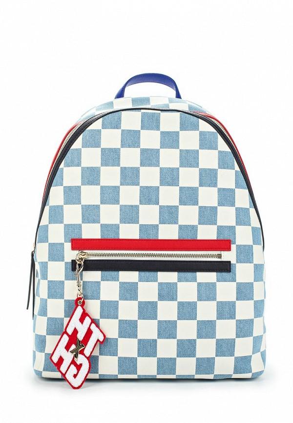 779fd7f9a483 Рюкзак Tommy Hilfiger голубой артикул AW0AW05294 купить за 11990 руб ...