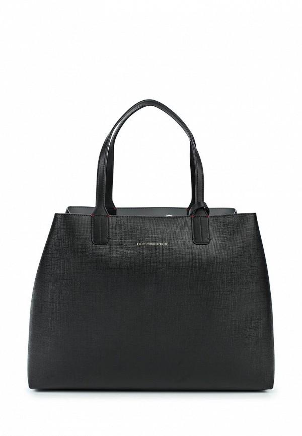 Комплект сумка и кошелек Tommy Hilfiger Tommy Hilfiger TO263BWTQM95 цены онлайн