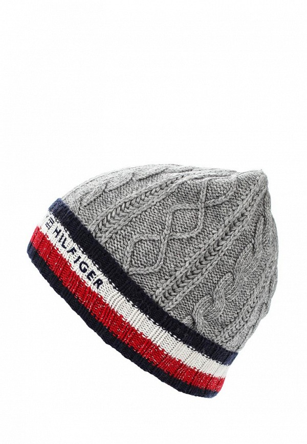 Шапка Tommy Hilfiger Tommy Hilfiger TO263CWTQL90 tommy hilfiger шапка