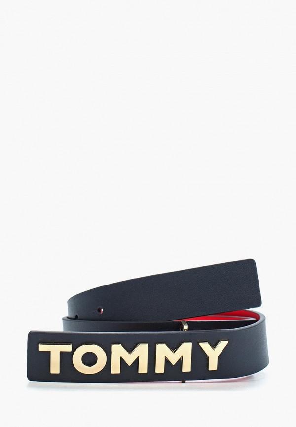 Ремень Tommy Hilfiger Tommy Hilfiger TO263DWAIGR0 ремень tommy hilfiger e367863162 066 testa di moro