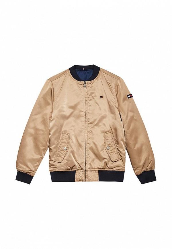 Куртка утепленная Tommy Hilfiger Tommy Hilfiger TO263EBACLI0 tommy hilfiger kids куртка
