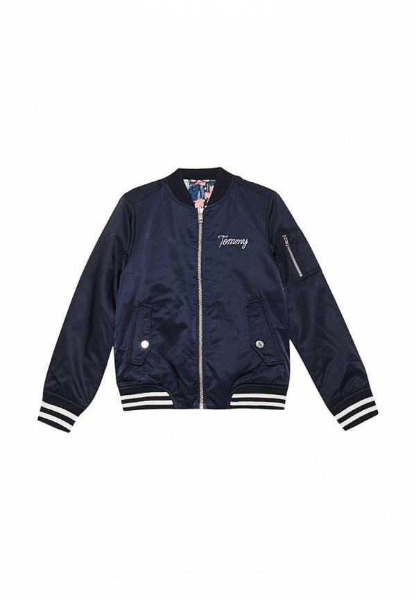 Куртка утепленная Tommy Hilfiger Tommy Hilfiger TO263EGACLH2 tommy hilfiger kids куртка