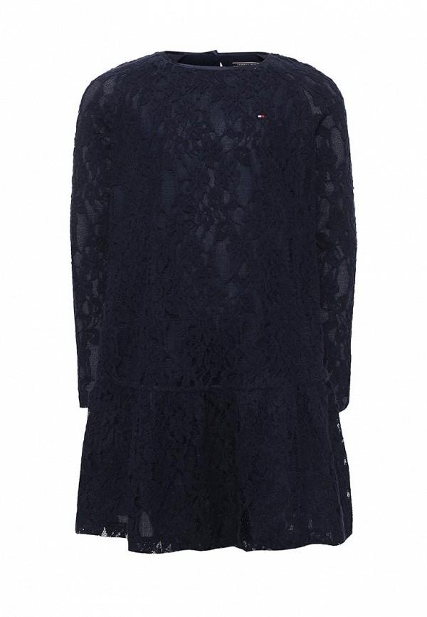 Повседневное платье Tommy Hilfiger (Томми Хилфигер) KG0KG02157