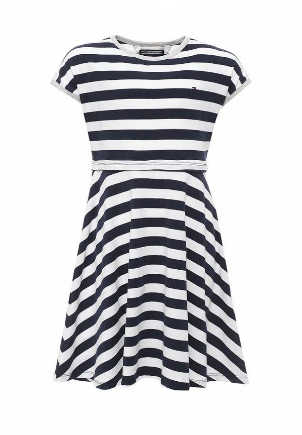 Повседневное платье Tommy Hilfiger (Томми Хилфигер) KG0KG02306