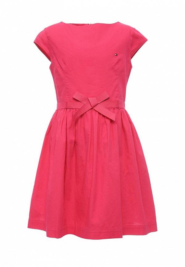 Повседневное платье Tommy Hilfiger (Томми Хилфигер) KG0KG02260
