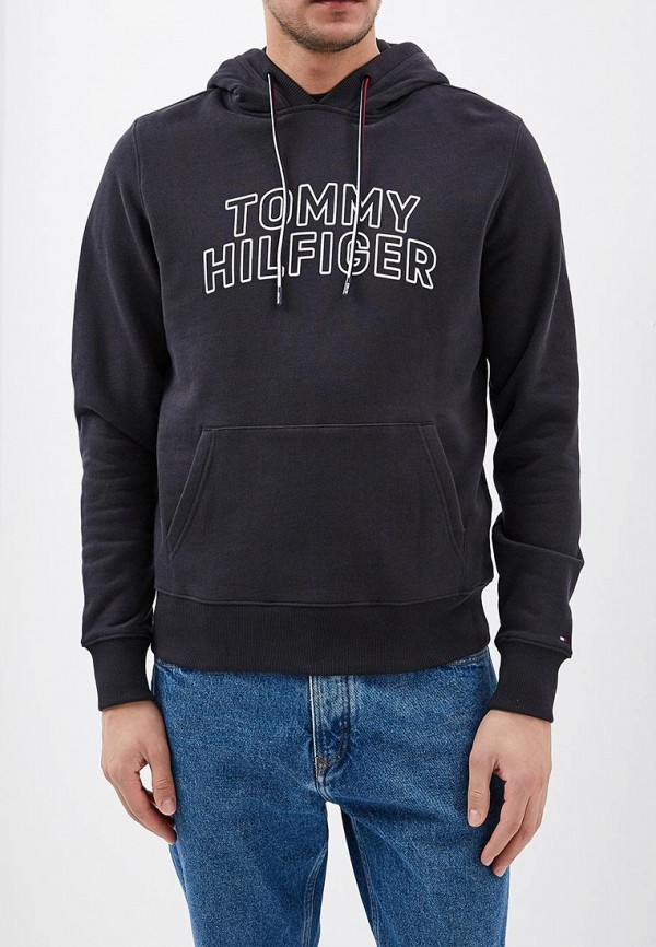Худи Tommy Hilfiger Tommy Hilfiger TO263EMAGTQ8 худи tommy hilfiger tommy hilfiger to263emtpm84