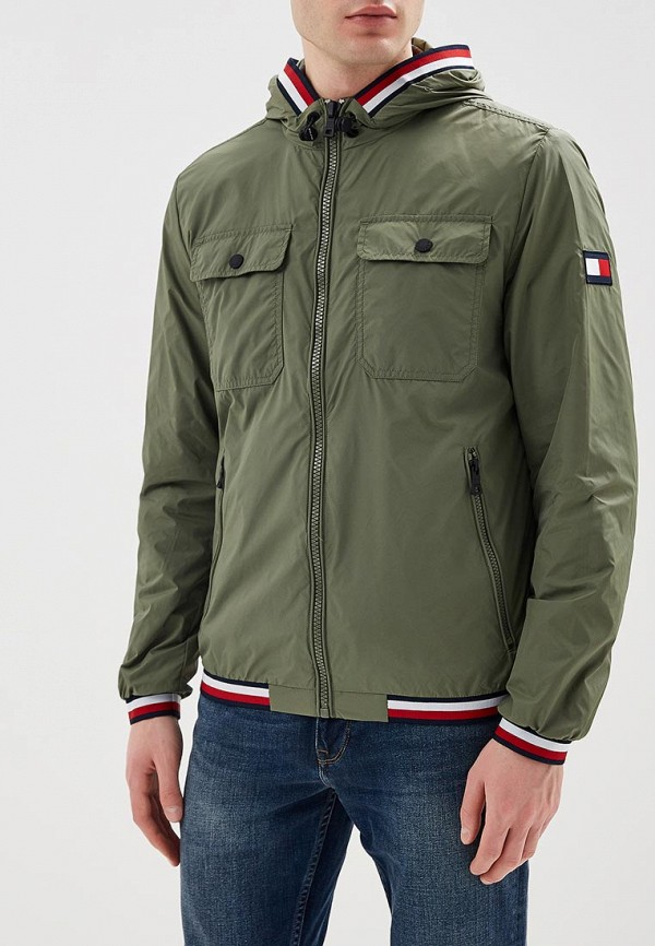 Куртка Tommy Hilfiger Tommy Hilfiger TO263EMAGTU2 куртка tommy hilfiger mw0mw02101 403 sky captain