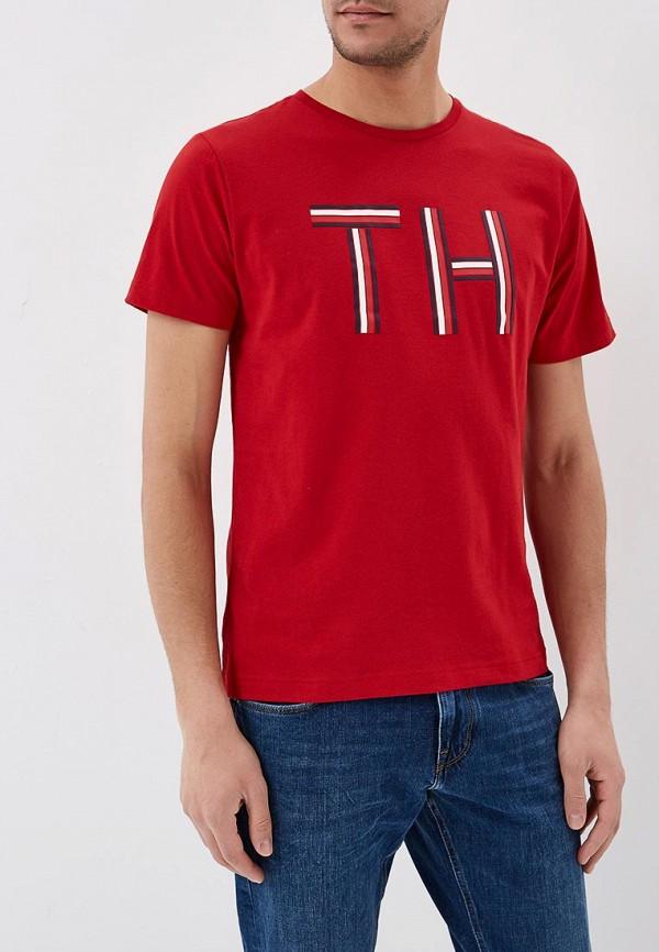Футболка Tommy Hilfiger Tommy Hilfiger TO263EMAGUL1 футболка tommy hilfiger denim tommy hilfiger denim to013ewtpb98