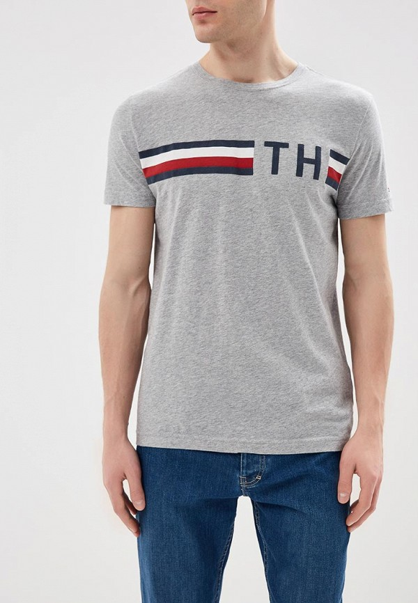 Футболка Tommy Hilfiger Tommy Hilfiger TO263EMAGUL4 футболка tommy hilfiger denim tommy hilfiger denim to013ewtpb98
