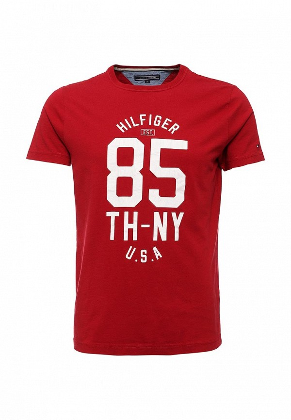 Футболка с надписями Tommy Hilfiger (Томми Хилфигер) 887889194