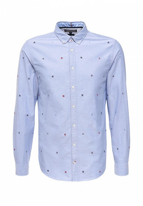 Рубашка с длинным рукавом Tommy Hilfiger (Томми Хилфигер) MW0MW00238