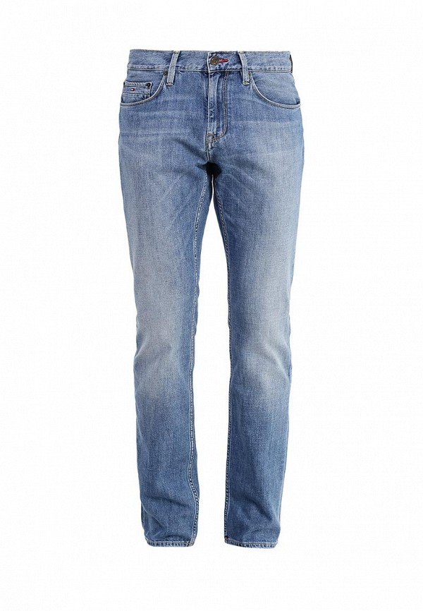 Мужские прямые джинсы Tommy Hilfiger (Томми Хилфигер) MW0MW01777