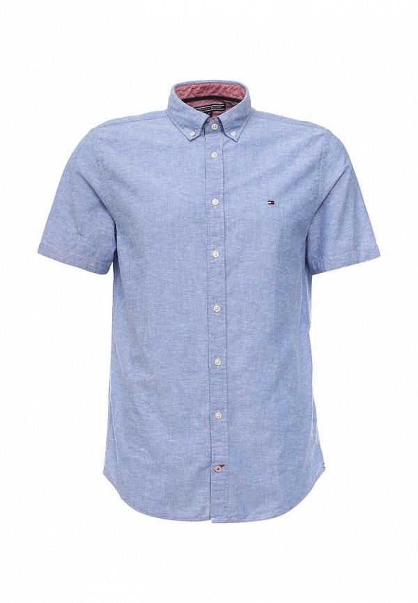 Рубашка с коротким рукавом Tommy Hilfiger (Томми Хилфигер) MW0MW00864