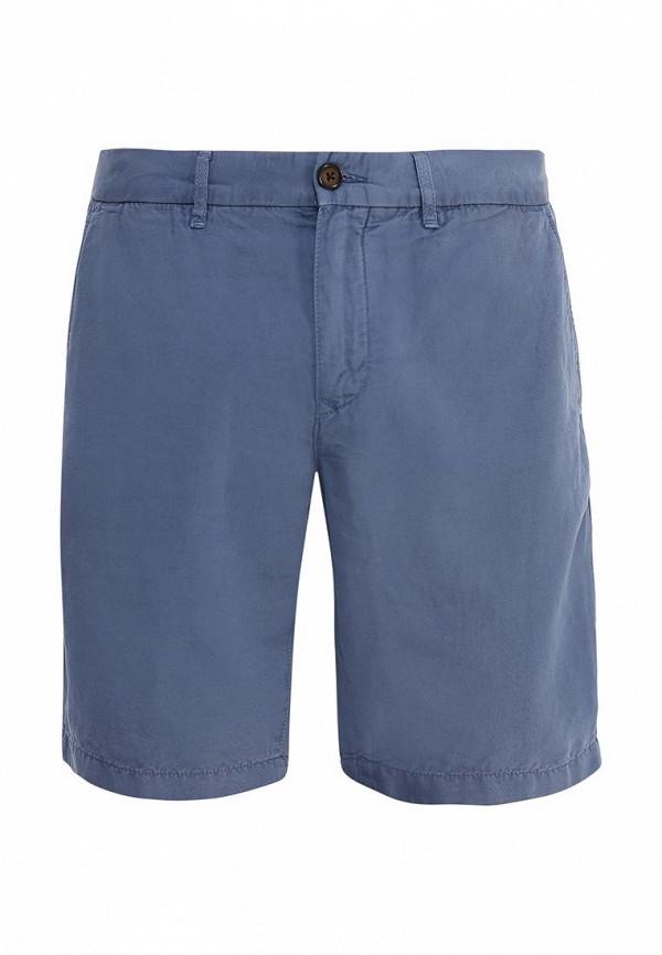 Купить мужские шорты Tommy Hilfiger синего цвета