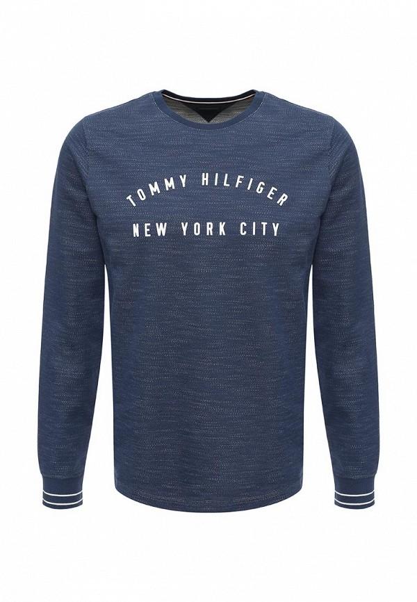 Свитшот Tommy Hilfiger Tommy Hilfiger TO263EMUFL85 свитшот tommy hilfiger ww0ww20775 039 light grey htr