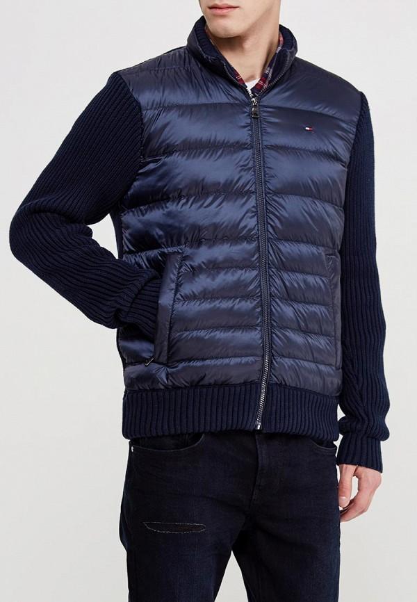 Куртка утепленная Tommy Hilfiger Tommy Hilfiger TO263EMYZX33 куртка tommy hilfiger mw0mw04947 403 sky captain