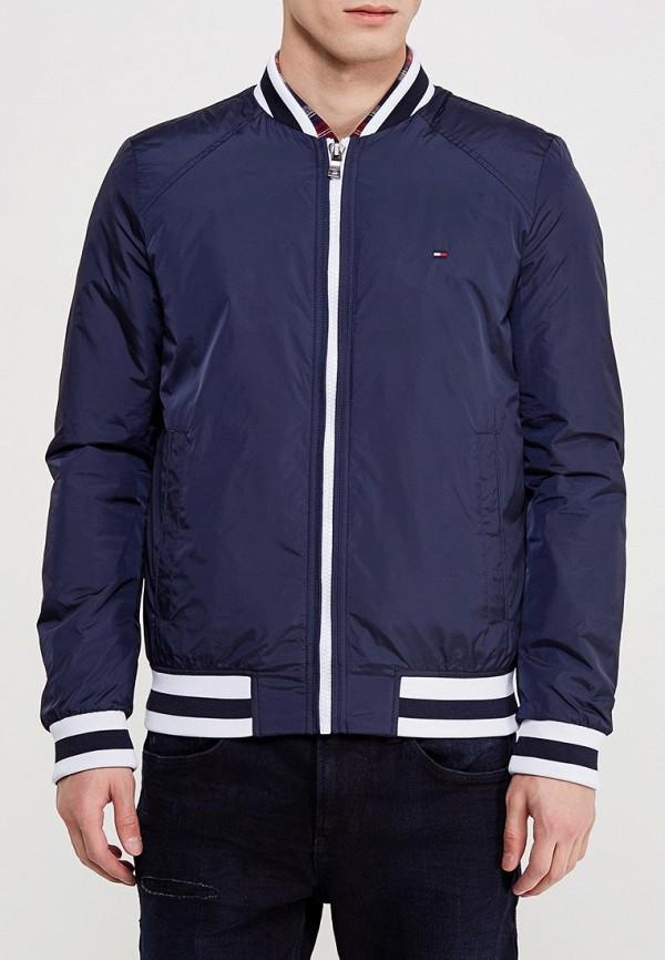 Куртка утепленная Tommy Hilfiger Tommy Hilfiger TO263EMYZX36 куртка tommy hilfiger mw0mw02101 403 sky captain