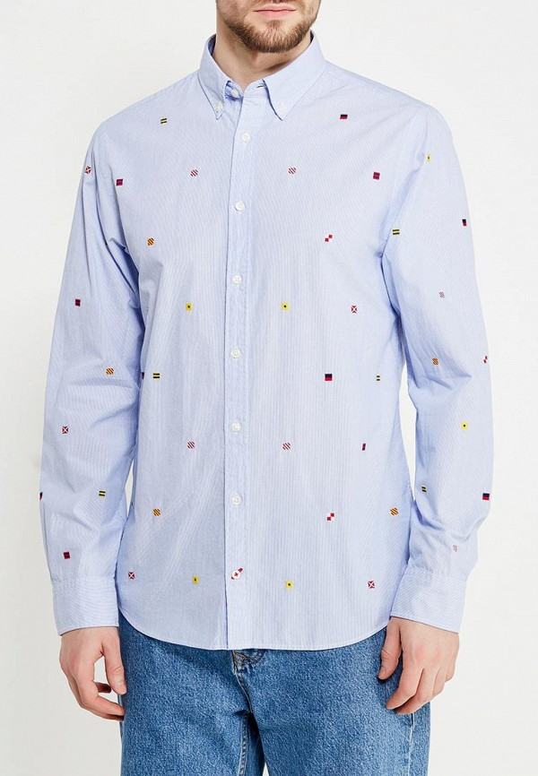 Рубашка Tommy Hilfiger Tommy Hilfiger TO263EMYZX42 рубашка tommy hilfiger mw0mw01495 902 shirt blue classic white