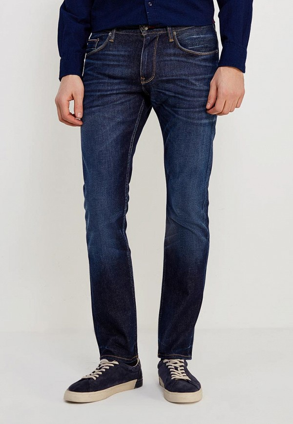 Джинсы Tommy Hilfiger Tommy Hilfiger TO263EMYZX79 tommy hilfiger new white navy women s size 16 slim skinny striped jeans $79 394