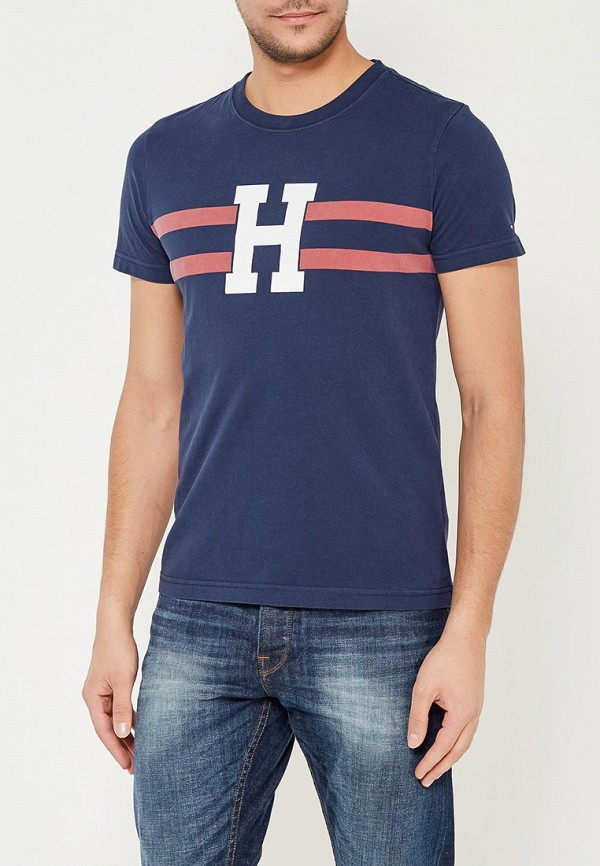 Футболка Tommy Hilfiger Tommy Hilfiger TO263EMZHJ35 футболка 15 tommy hilfiger boys polo