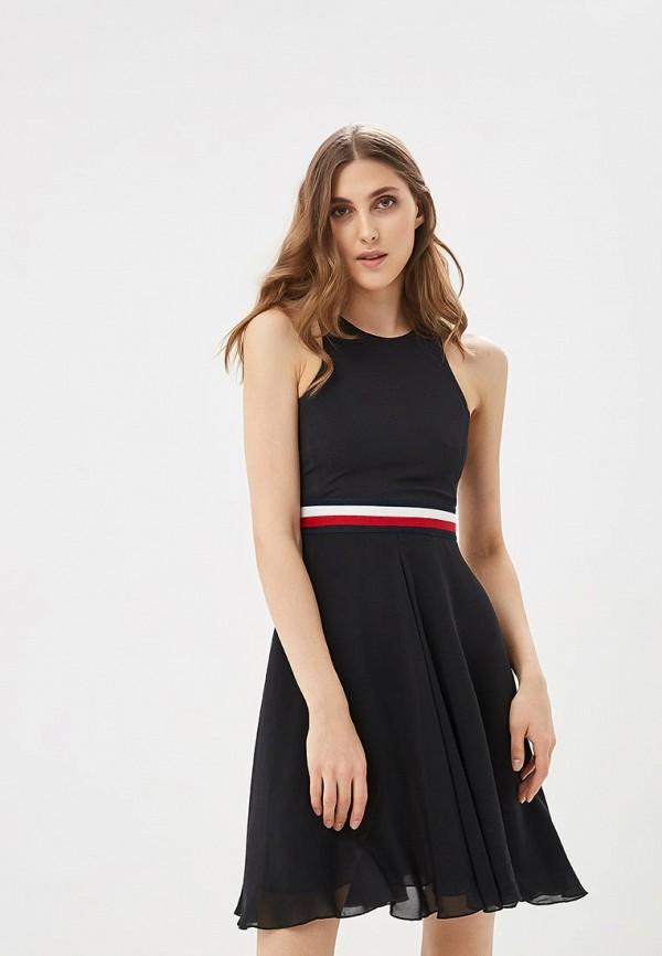 Платье Tommy Hilfiger Tommy Hilfiger TO263EWAGBQ5 поло tommy hilfiger футболка поло