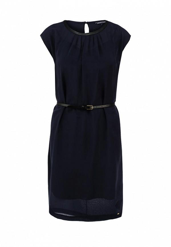 Платье-миди Tommy Hilfiger (Томми Хилфигер) WW0WW00533