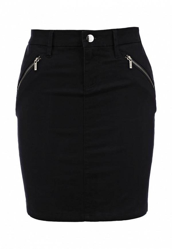 Прямая юбка Tommy Hilfiger (Томми Хилфигер) WW0WW02021