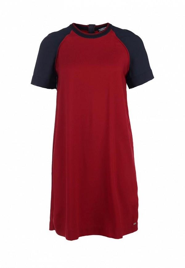 Платье-миди Tommy Hilfiger (Томми Хилфигер) WW0WW02219