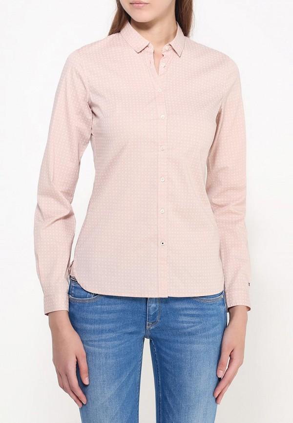 Блуза Tommy Hilfiger (Томми Хилфигер) WW0WW03842: изображение 3
