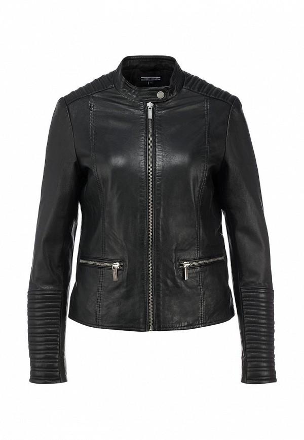 Кожаная куртка Tommy Hilfiger (Томми Хилфигер) WW0WW03719