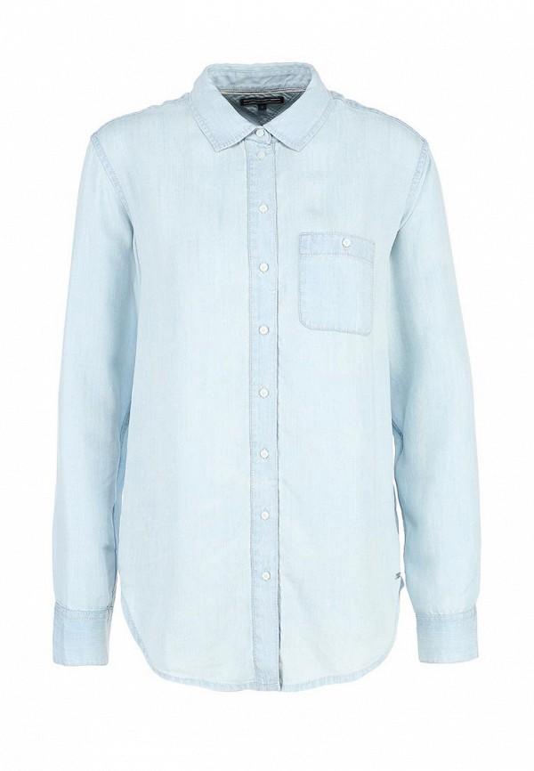 Рубашка джинсовая Tommy Hilfiger WW0WW03632