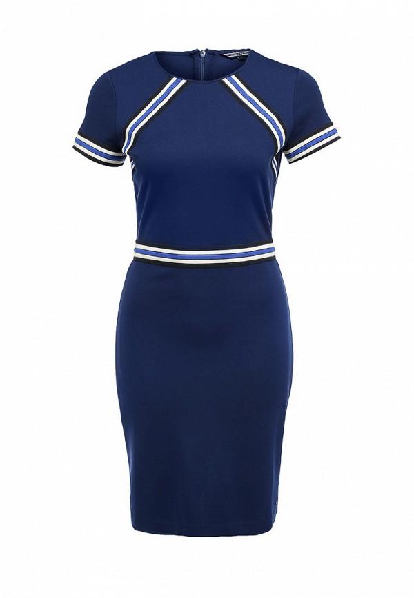 Платье-миди Tommy Hilfiger (Томми Хилфигер) WW0WW03804