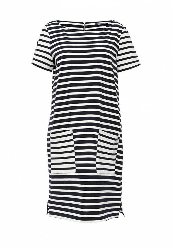 Платье-миди Tommy Hilfiger (Томми Хилфигер) WW0WW10438