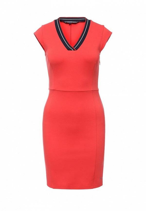 Платье-миди Tommy Hilfiger (Томми Хилфигер) WW0WW11426