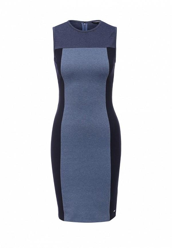 Платье-миди Tommy Hilfiger (Томми Хилфигер) WW0WW10501