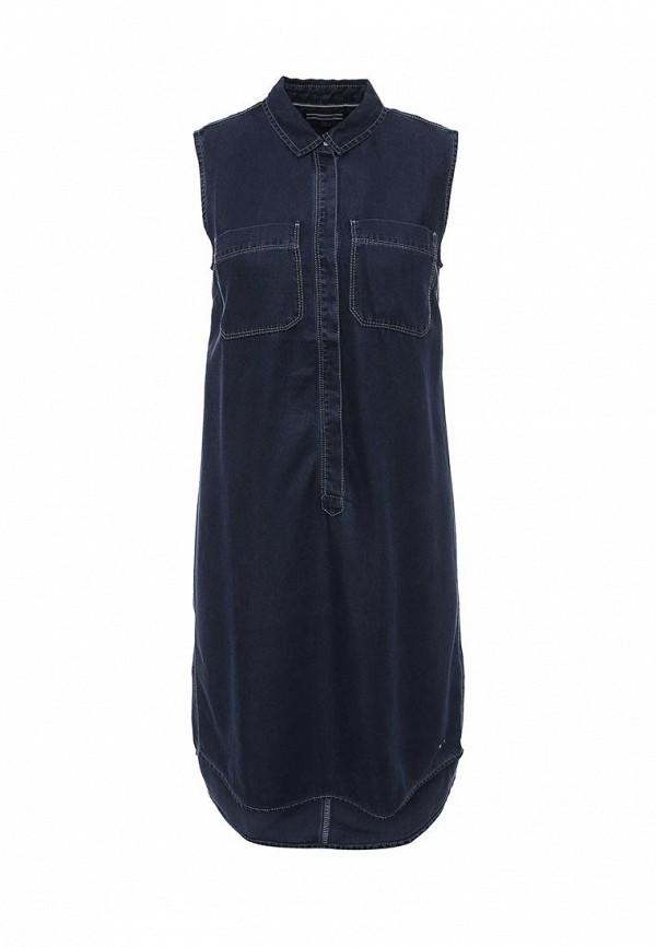 Платье-миди Tommy Hilfiger (Томми Хилфигер) WW0WW10309
