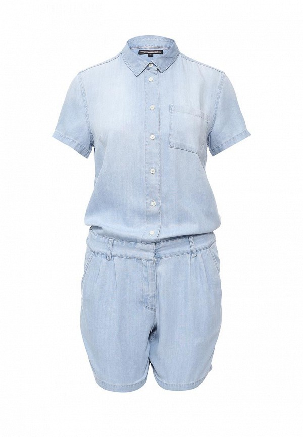 Комбинезон джинсовый Tommy Hilfiger Tommy Hilfiger TO263EWHPI06 stb19nf20 19n20 to 263