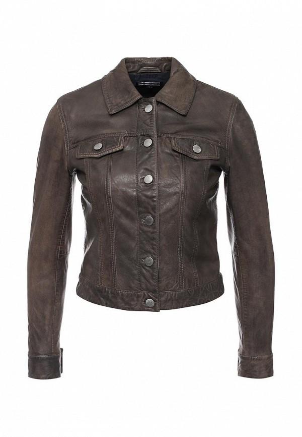 Кожаная куртка Tommy Hilfiger (Томми Хилфигер) WW0WW15797