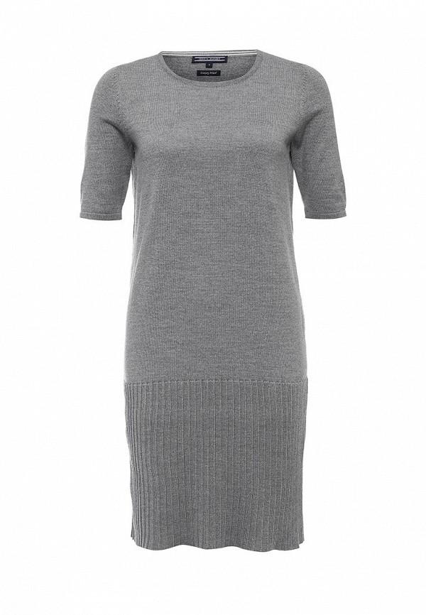 Вязаное платье Tommy Hilfiger (Томми Хилфигер) WW0WW14778