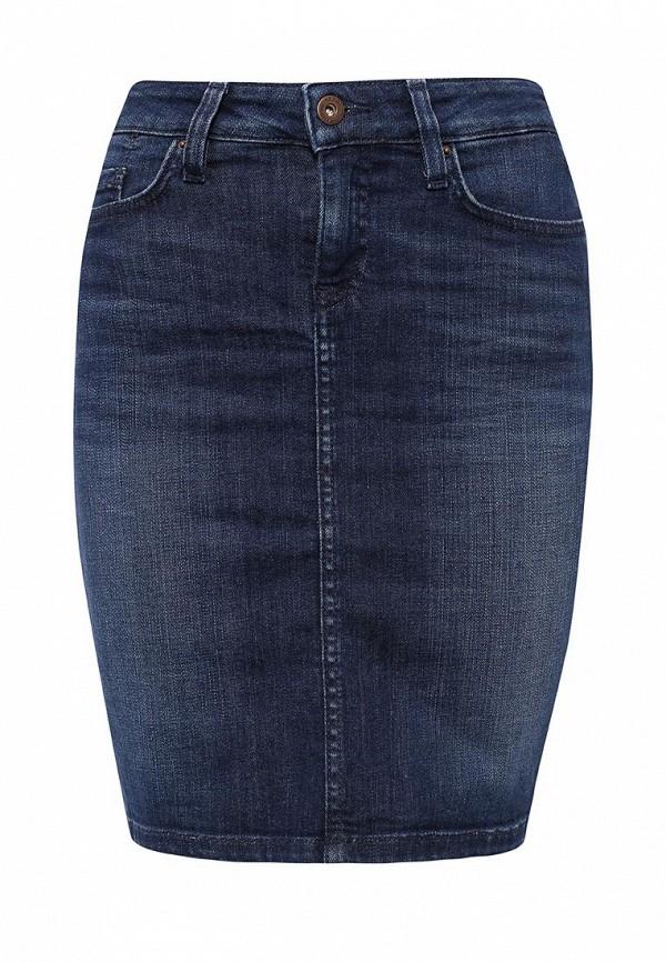 Юбка джинсовая Tommy Hilfiger WW0WW13921